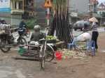 Satu pemandangan di Hanoi