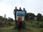 Di puncak Santubung