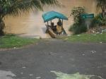 Sungai yang memisahkan Malaysia dengan Brunei