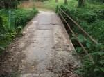 Jambatan usang